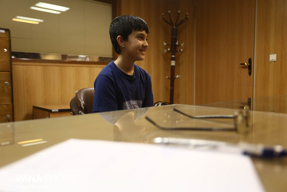Oral test to select teenage jury members for Int'l Children's Film Festival (1)