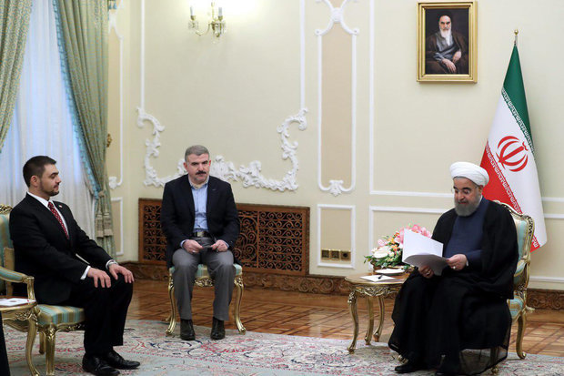 Iran eager to boost ties with Central, South America
