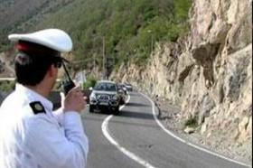 برخورد پلیس با نصب استیکرهای غیرمجاز روی خودروها