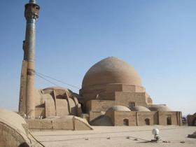 مرمت بام مسجد جامع اصفهان آغاز شد
