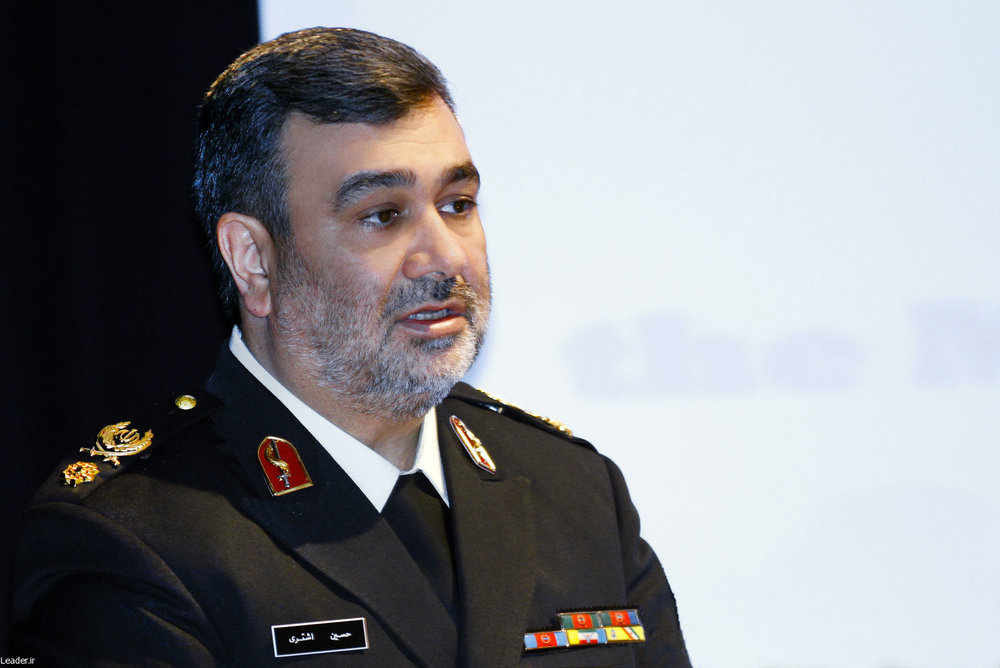 پیام تسلیت فرمانده ناجا به دولت و ملت لبنان