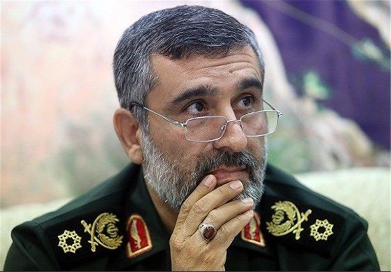 فرمانده نیروی هوافضای سپاه روز ارتش را تبریک گفت