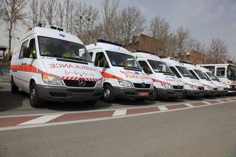 آماده باش ۵۵ آمبولانس در پی زلزله بندر گناوه/اعلام وضعیت نارنجی به ۴ استان