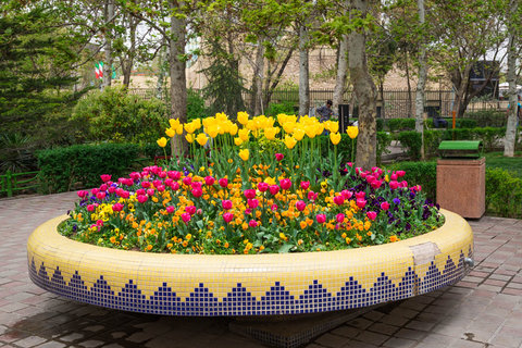 احداث بوستان هفت هزار مترمربعی در محله قائمیه