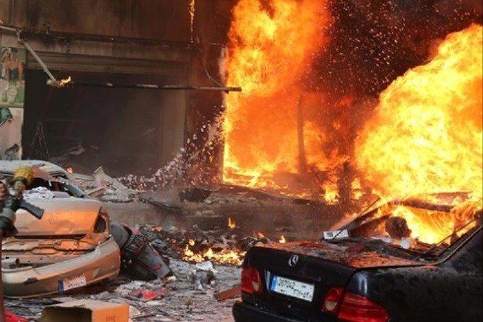 انفجار منزل مسکونی در خیابان شهیدان کاظمی