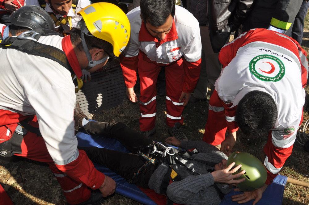 امدادرسانی به حدود ۳۹ هزار مسافر تابستانی آسیب دیده از حوادث مختلف