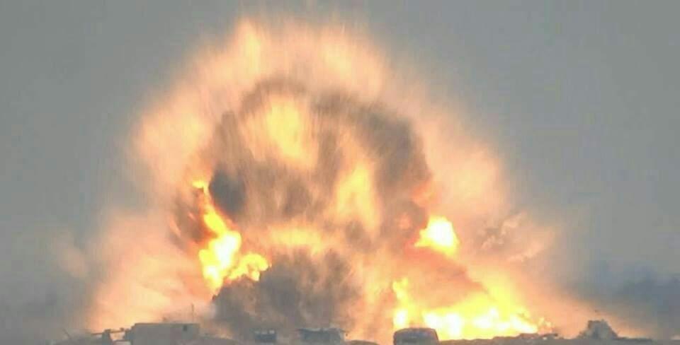 انفجار مخزن روغن صنعتی در شهرک صنعتی رازی