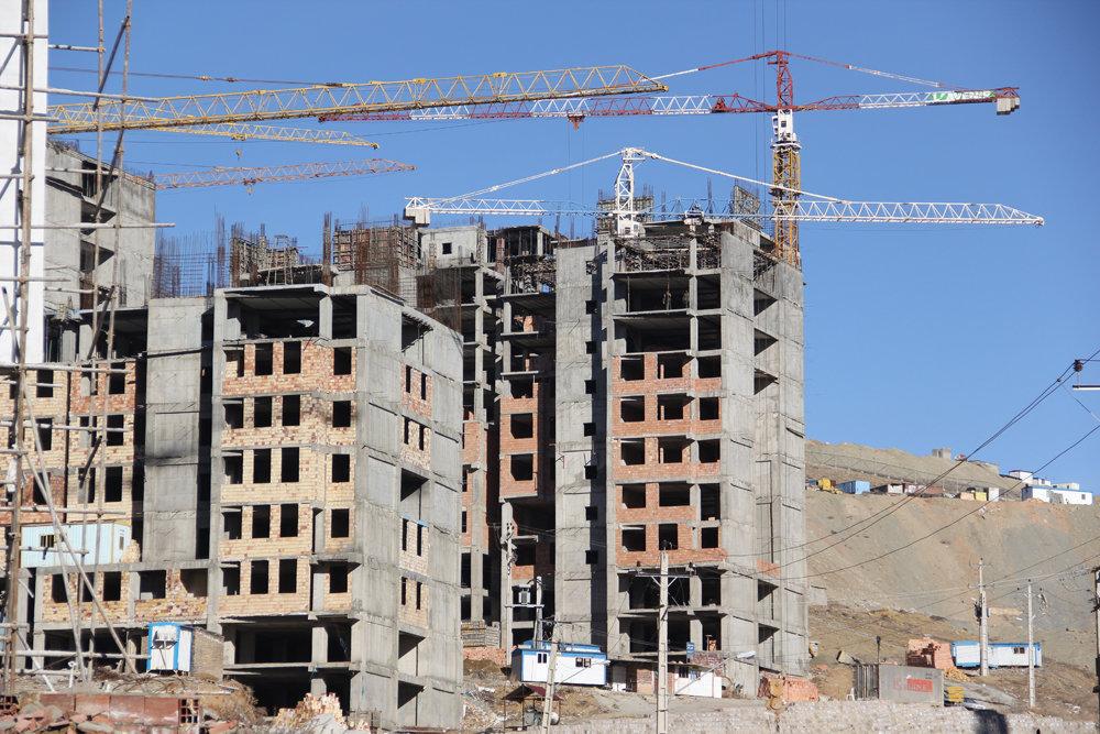 تلاش سازمان ملی زمین و مسکن برای اتمام پروژههای نیمه تمام مسکن مهر