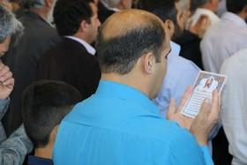 اقامه نماز عید فطر در بوئین میاندشت+تصاویر