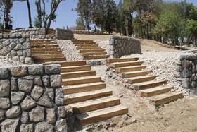 بازدید شهردار اصفهان از روند ساخت و تکمیل پروژه بزرگ پردیس هنر آبشار