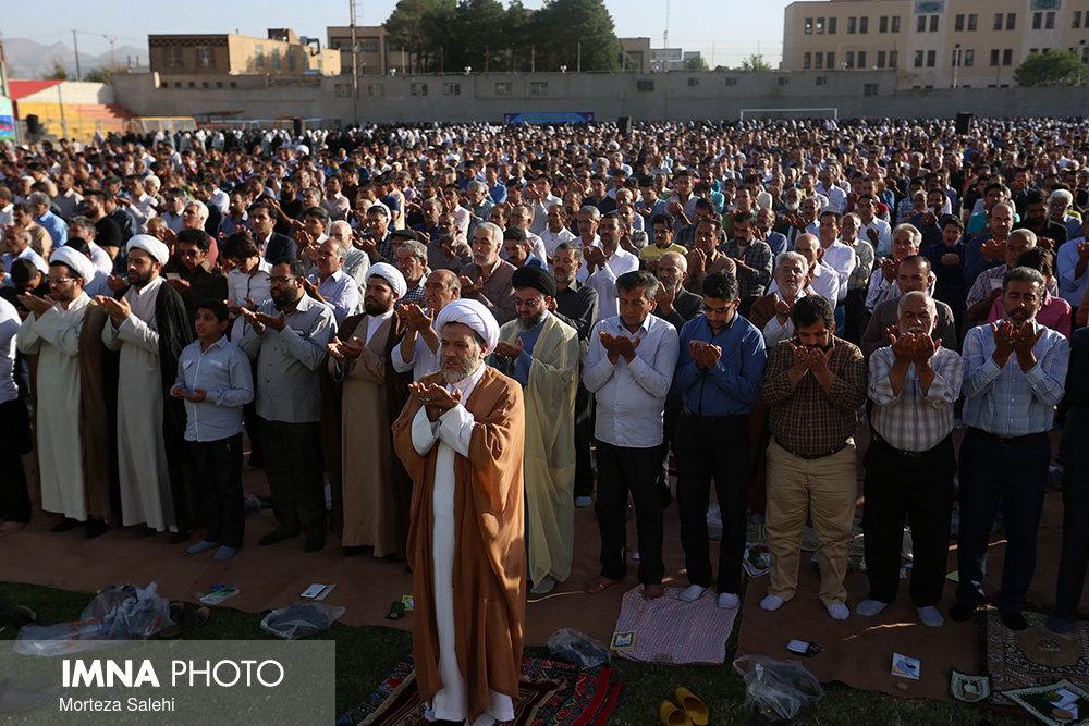 نماز عید سعید فطر-شهرستان مبارکه