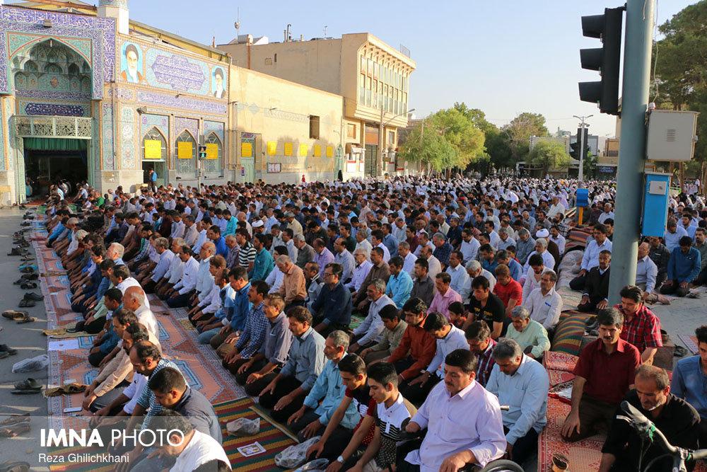 نماز عید سعید فطر-شهرستان نجف آباد