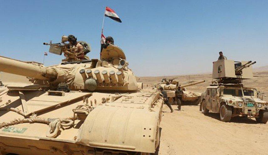 آغاز عملیات علیه هسته های خفته داعش در دیالی