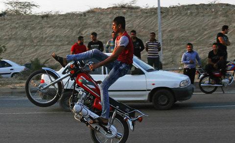 موتورسواران ۱۸ تا ۲۴ ساله، بیشترین موارد امدادخواهان حوادث رانندگی در مبارکه بودند