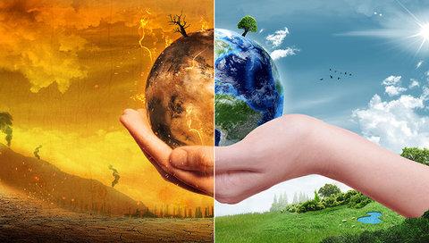 تغييرات آب و هوايي
