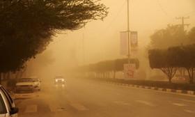 ادامه بارشهای پراکنده و گردوغبار در اصفهان