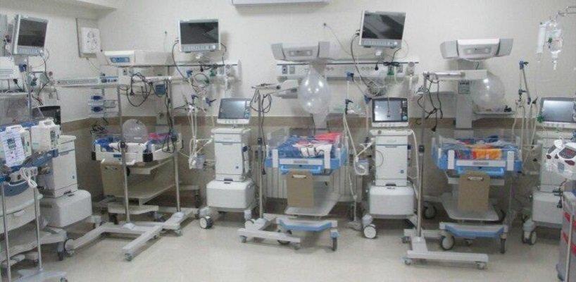 قطعی برق در بیمارستان امام علی(ع) کرج