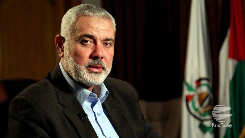از ایران به خاطر حمایت و تجهیز گردان القاسم تشکر می کنیم