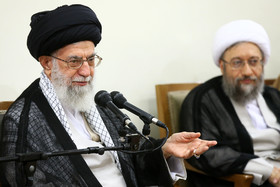 امام خامنهای: قوهقضائیه پرچمدار حمایت از حقوق عمومی و آزادیهای مشروع مردم شود