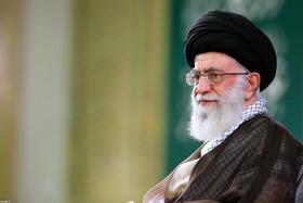 امام خامنهای: اگر شهدا سینه سپر نمیکردند، امروز تهران و خوزستان دست چه کسی بود؟ + فیلم