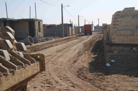 زیرسازی بیش از ۳۵ هزار مترمربع از معابر شهری کرمان