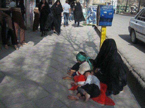 ساماندهی متکدیان زنجان