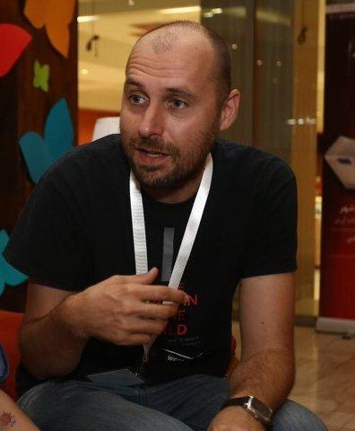 Int'l festivals connect children : Martin Turk