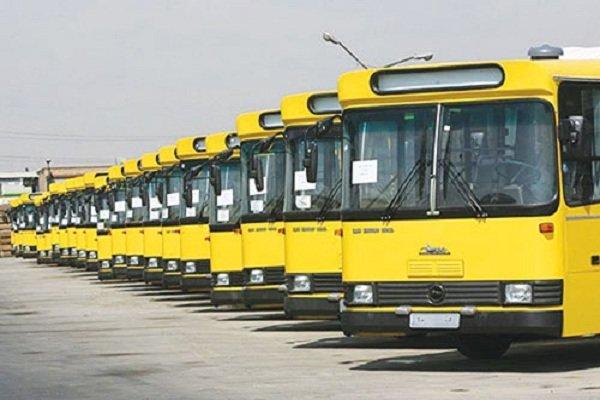 اتوبوس های پایتخت برای پیشگیری از شیوع کرونا ضدعفونی می شوند