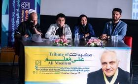 برگزاری بزرگداشت مرحوم علی معلم در جشنواره کودک و نوجوان