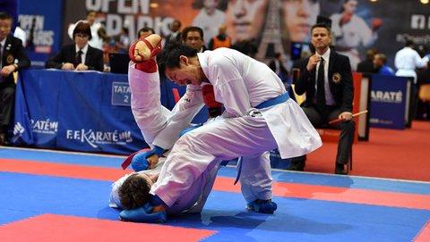 ملی پوشان کاراته از فردا به اردو می روند