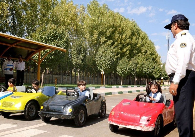 Isfahan municipality gained highest-rank in building culture of traffic