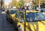 نوسازی تاکسیهای شهر گلپایگان آغاز شد