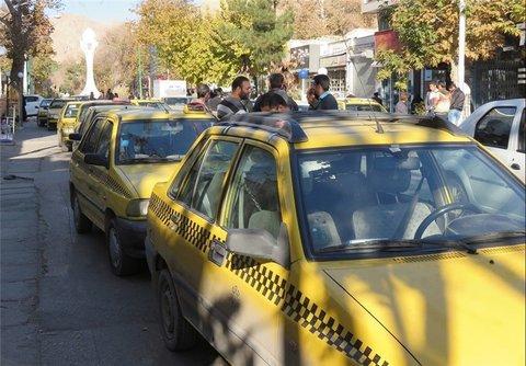 تاکسی فرسوده