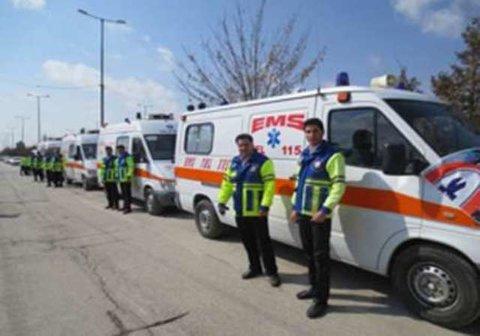 امدادرسانی اورژانس به بیش از ۲۶ هزار بیمار کرونایی در استان اصفهان