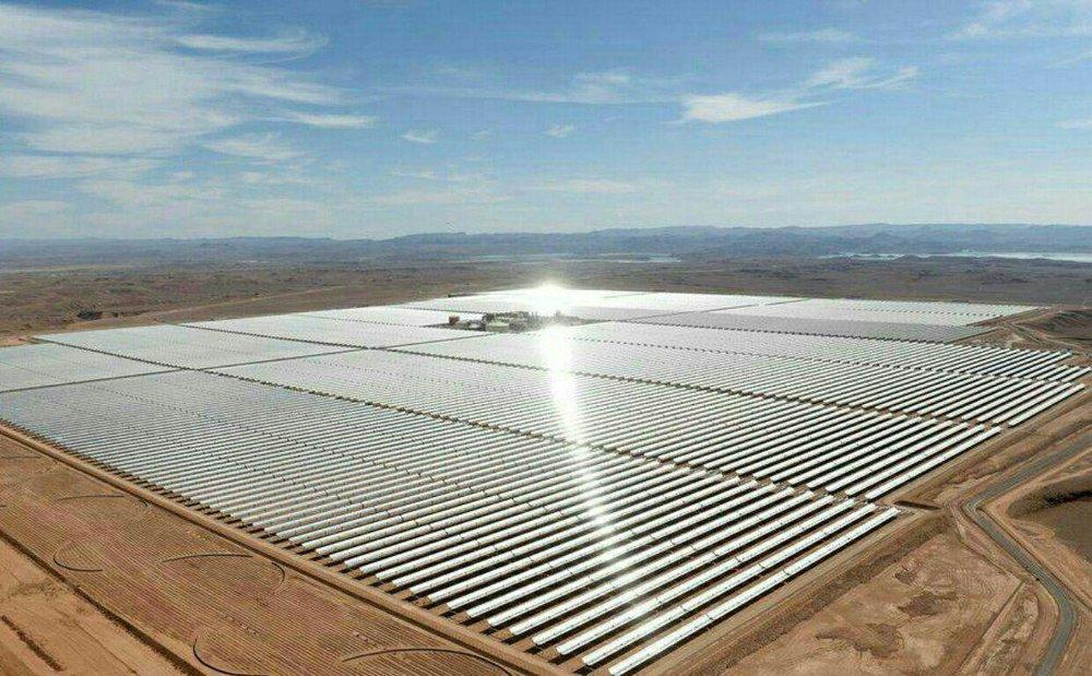 کلانشهر اصفهان، پیشرو در ایجاد نیروگاه های خورشیدی