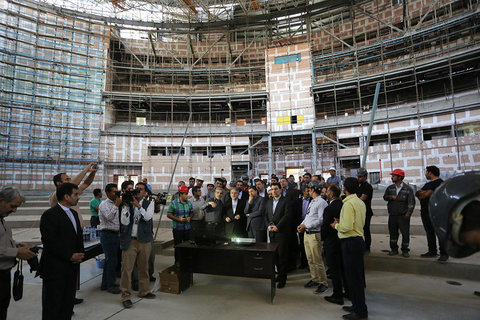 Urban proceedings deserve appreciation/ Imam Khamenei Conference Hall