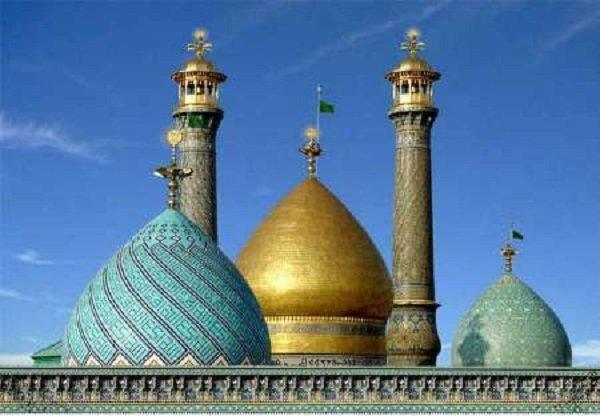 بازگشایی درهای حرم حضرت عبدالعظیم (ع)