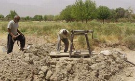 کاهش ۶۵ درصدی منابع آب شهرضا
