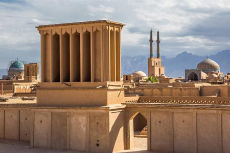 Yazd city registered as world heritage site