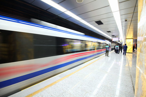 Phase 3 of Isfahan 1st metro line to run experimentally