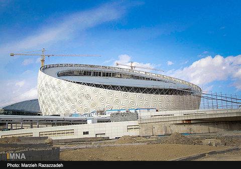 Imam Khamenei Int'l Conference Hall enjoys highest quality