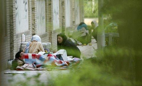 پوشش صد در صدی کارتن خوابهای اصفهان در مجتمع فدک