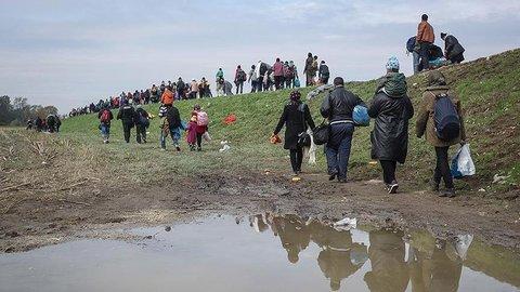 امید به زندگی بهتر عامل ایجاد مهاجرتهای خطرناک و پرهزینه است
