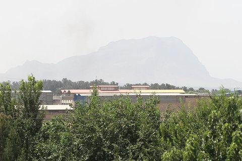 اصفهان در وضعیت نارنجی آلودگی هوا