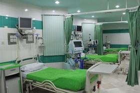 """زلزله به بیمارستان """"افضلی پور"""" کرمان خسارت وارد نکرد/ اضافه شدن ۵۰ تخت برای درمان مصدومان"""