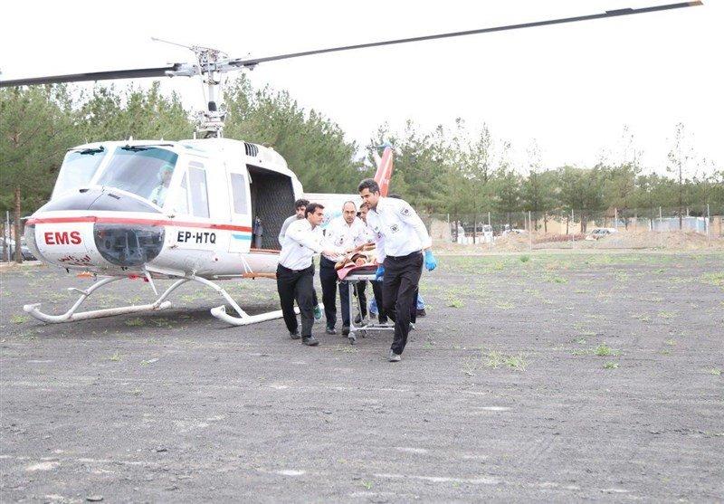 آماده باش ۱۴ هزار نیروی اورژانس در تاسوعا و عاشورا/۳۳ بالگرد اورژانس در کل کشور فعال هستند