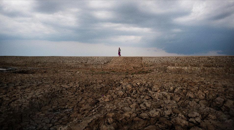 خشکسالی در ۲ هزار هکتار از باغات نجف آباد