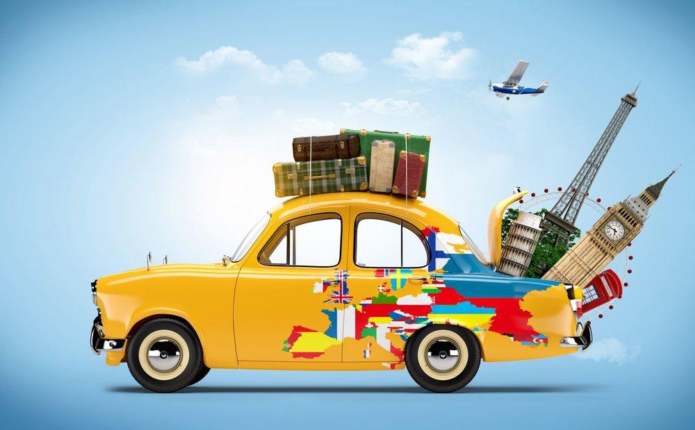 گردشگری در پیچ و خم بنزین سفر