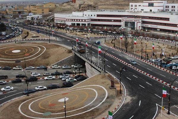 پیشرفت ۶۳ درصدی بزرگراه شهید بروجردی/آغاز طرح «شهر آموز»
