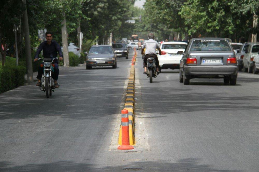اصلاح هندسی معابر شهری تالش
